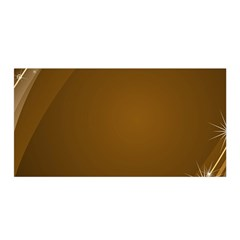 Abstract Background Satin Wrap