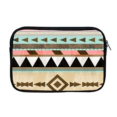 Colorful Bohemian Apple Macbook Pro 17  Zipper Case