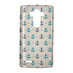 Sailor anchor LG G4 Hardshell Case