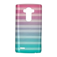 Colorful vertical lines LG G4 Hardshell Case