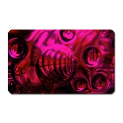 Abstract Bubble Background Magnet (rectangular)