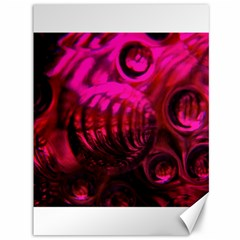 Abstract Bubble Background Canvas 36  X 48