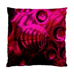 Abstract Bubble Background Standard Cushion Case (one Side)