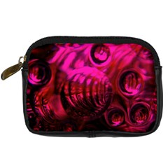 Abstract Bubble Background Digital Camera Cases