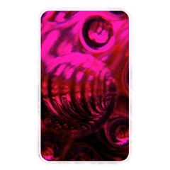 Abstract Bubble Background Memory Card Reader