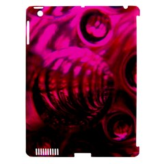 Abstract Bubble Background Apple Ipad 3/4 Hardshell Case (compatible With Smart Cover)