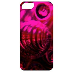 Abstract Bubble Background Apple Iphone 5 Classic Hardshell Case