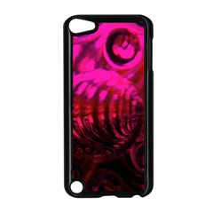Abstract Bubble Background Apple iPod Touch 5 Case (Black)