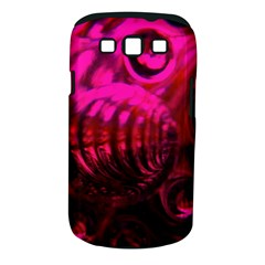 Abstract Bubble Background Samsung Galaxy S Iii Classic Hardshell Case (pc+silicone)