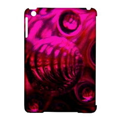 Abstract Bubble Background Apple Ipad Mini Hardshell Case (compatible With Smart Cover)