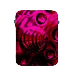 Abstract Bubble Background Apple Ipad 2/3/4 Protective Soft Cases