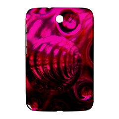 Abstract Bubble Background Samsung Galaxy Note 8 0 N5100 Hardshell Case