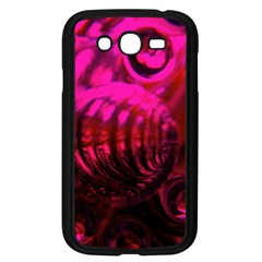Abstract Bubble Background Samsung Galaxy Grand Duos I9082 Case (black)