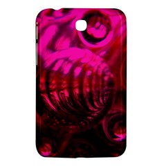 Abstract Bubble Background Samsung Galaxy Tab 3 (7 ) P3200 Hardshell Case