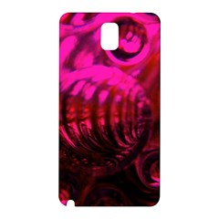Abstract Bubble Background Samsung Galaxy Note 3 N9005 Hardshell Back Case