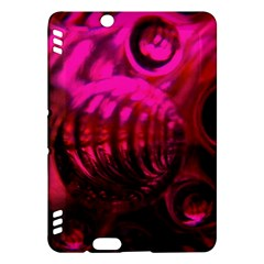 Abstract Bubble Background Kindle Fire Hdx Hardshell Case
