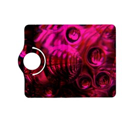 Abstract Bubble Background Kindle Fire Hd (2013) Flip 360 Case
