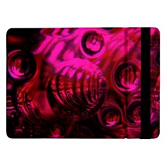 Abstract Bubble Background Samsung Galaxy Tab Pro 12 2  Flip Case