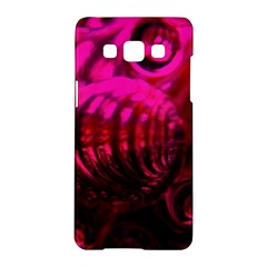 Abstract Bubble Background Samsung Galaxy A5 Hardshell Case