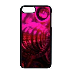 Abstract Bubble Background Apple Iphone 7 Plus Seamless Case (black)