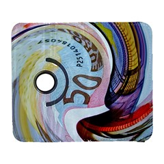 Abstract Currency Background Galaxy S3 (flip/folio)