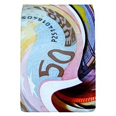 Abstract Currency Background Flap Covers (s)