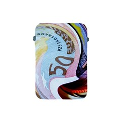 Abstract Currency Background Apple Ipad Mini Protective Soft Cases