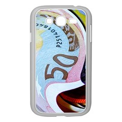 Abstract Currency Background Samsung Galaxy Grand Duos I9082 Case (white)