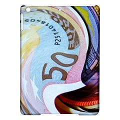 Abstract Currency Background Ipad Air Hardshell Cases