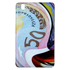 Abstract Currency Background Samsung Galaxy Tab Pro 8.4 Hardshell Case