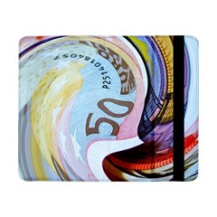 Abstract Currency Background Samsung Galaxy Tab Pro 8 4  Flip Case