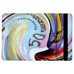 Abstract Currency Background Ipad Air 2 Flip
