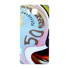 Abstract Currency Background Samsung Galaxy Alpha Hardshell Back Case