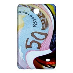 Abstract Currency Background Samsung Galaxy Tab 4 (8 ) Hardshell Case