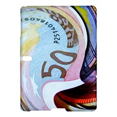 Abstract Currency Background Samsung Galaxy Tab S (10 5 ) Hardshell Case