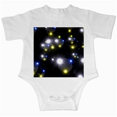 Abstract Dark Spheres Psy Trance Infant Creepers