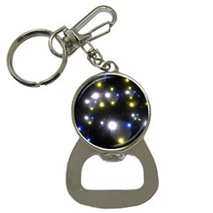 Abstract Dark Spheres Psy Trance Button Necklaces