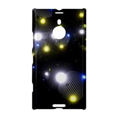 Abstract Dark Spheres Psy Trance Nokia Lumia 1520