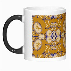 Abstract Elegant Background Card Morph Mugs