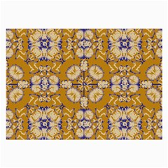 Abstract Elegant Background Card Large Glasses Cloth