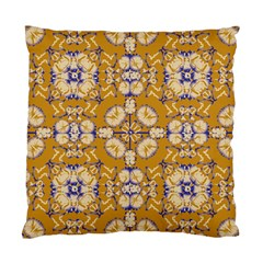 Abstract Elegant Background Card Standard Cushion Case (two Sides)