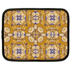 Abstract Elegant Background Card Netbook Case (xl)