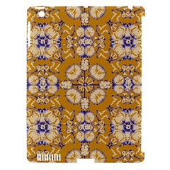 Abstract Elegant Background Card Apple Ipad 3/4 Hardshell Case (compatible With Smart Cover)