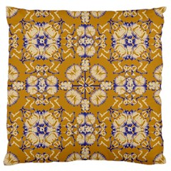 Abstract Elegant Background Card Large Cushion Case (one Side)