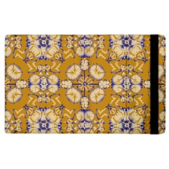 Abstract Elegant Background Card Apple Ipad 3/4 Flip Case