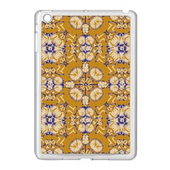 Abstract Elegant Background Card Apple Ipad Mini Case (white)