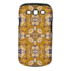 Abstract Elegant Background Card Samsung Galaxy S Iii Classic Hardshell Case (pc+silicone)