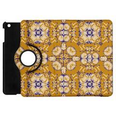 Abstract Elegant Background Card Apple Ipad Mini Flip 360 Case