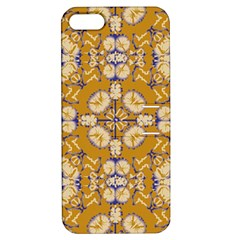Abstract Elegant Background Card Apple Iphone 5 Hardshell Case With Stand