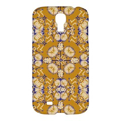 Abstract Elegant Background Card Samsung Galaxy S4 I9500/i9505 Hardshell Case